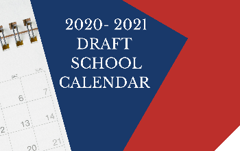 2020 -2021 Draft Calendar