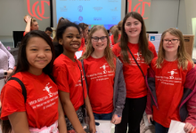 Colerain Middle School is a 2019-2020 GE Additive Education Program Grant Recipient