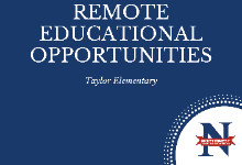 Remote educational opportunities