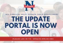 The Update Portal is now open