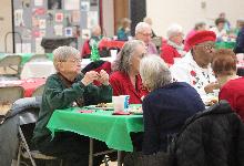 Senior Holiday Social