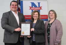 NWLSD Receives Ohio Auditor of State Award of Distinction