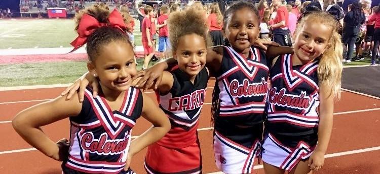 CE Cheerleaders