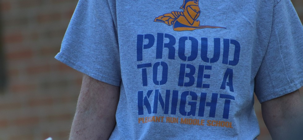 Proud to be a Knight