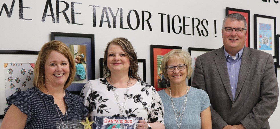 Taylor PTA Teacher Award