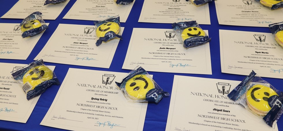 NWHS National Honor Society Induction