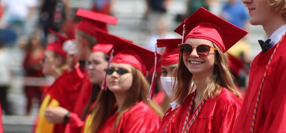 2021 CHS Graduates
