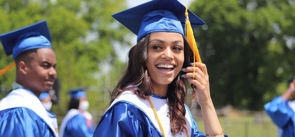 2021 NWHS Graduate