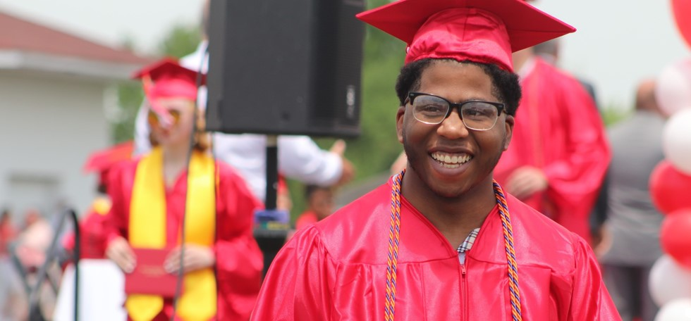 CHS 2021 Graduation